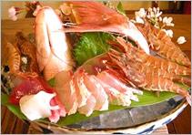 料理-海の幸