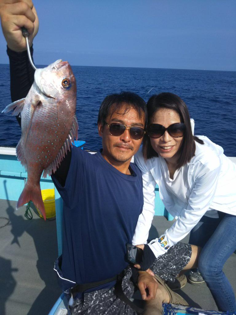 8月23日 フカセ釣り体験版(3時間)