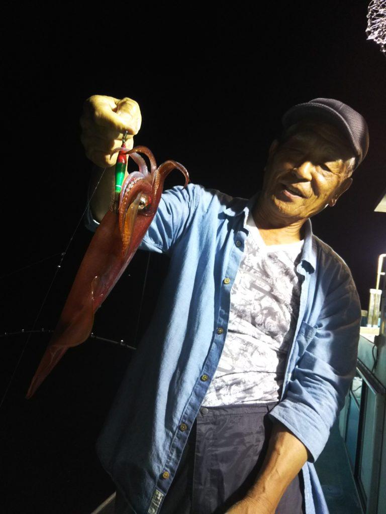 福井の釣り船 幸丸